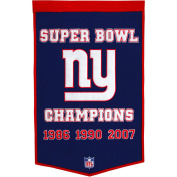 Winning Streak WSS-77065 New York Giants NFL Dynasty Banner 24x36