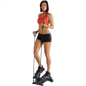 Marcy Mini-Stepper with Exercise Bands