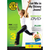 Gold's Gym Get Me in My Skinny Jeans! DVD