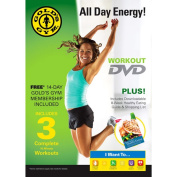 Gold's Gym All Day Energy! DVD