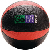 GoFit 3.6kg Medicine Ball and Core Performance Training DVD