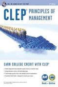 CLEP(R) Principles of Management Book + Online