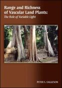 Range and Richness of Vascular Land Plants
