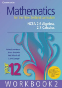 Mathematics for the New Zealand Curriculum Year 12 Workbook 2
