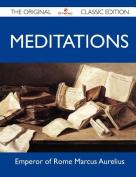 Meditations - The Original Classic Edition