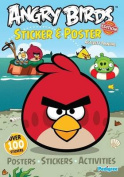 Angry Birds Sticker & Poster Activity Annual 2013