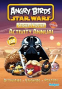 Angry Birds Star Wars Sticker & Poster Activity Annual 2013