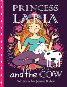 Princess Laria and the Cow Coloring Book
