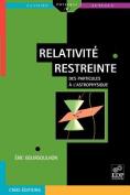 Relativite Restreinte