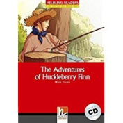 The Adventures of Huckleberry Finn - Book and Audio CD Pack - Level 3
