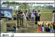 Ideas for Groundwater Management