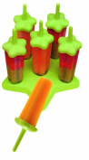 Tovolo Green Star Ice Pop Mould Popsicle Maker NEW