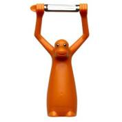 Animal House Monkey Peeler - Orange