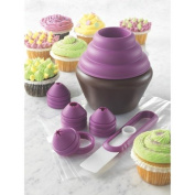 Chicago Metallic Cup Cake Creation Station