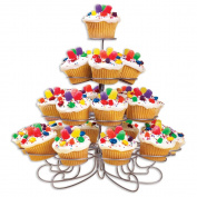 Wilton Cupcakes N' More 30cm x33cm Dessert Stand
