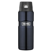 Thermos Blue Thermos Stainless King Drink Bottle  - 710ml