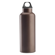 Timolino 8030.50 1010ml Classic Hydration Bottle Grande, Amber Brown