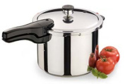 PRESTO 5.7l Stainless Steel Pressure Cooker 01362