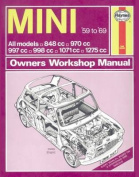 Mini Owners Workshop Manual