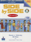 Side by Side 1b Activity & Test Prep WB W/CD