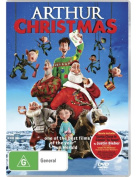 Arthur Christmas [Region 4]