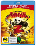 Kung Fu Panda 2 (Blu-Ray   [2 Discs] [Region 4] [Blu-ray]