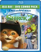 Shrek 2 (Blu-Ray   [2 Discs] [Region 4] [Blu-ray]