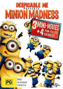 Descpicable Me presents Minion Madness  [Region 4]
