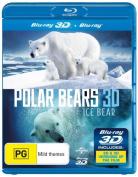 Polar Bears (3D Blu-ray) [Region 4] [Blu-ray]