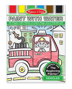 Melissa and Doug 4164 Paint with Water - Vehicles