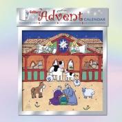 Stable Scene Advent Calendar #Ca734
