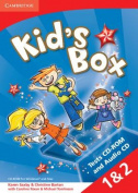 Kid's Box Levels 1-2 Tests CD-ROM and Audio CD