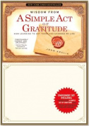 Simple Act of Gratitude Statio