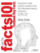 Studyguide for Visible Learning