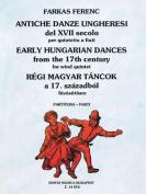 Early Hungarian Dances