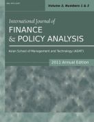 International Journal of Finance and Policy Analysis (2011 Annual Edition)