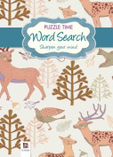 Puzzle Time Word Search (Blue)