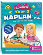 Naplan Year 3 Complete Workbook and Tests