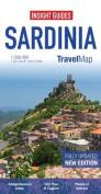 Insight Guides Travel Map Sardinia
