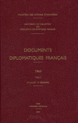 Documents Diplomatiques Francais [FRE]