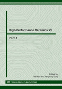 High-performance Ceramics VII