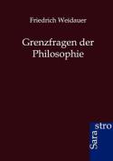 Grenzfragen Der Philosophie