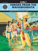 Heroes from the Mahabharata