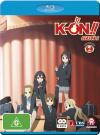 K-On!! [2 Discs] [Region B] [Blu-ray]