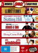 About a Boy / Almost Famous / Along Came Polly / Notting Hill / Wimbledon [Region 4]