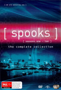 Spooks: Seasons 1 - 10 Boxset  [39 Discs] [Region 4]
