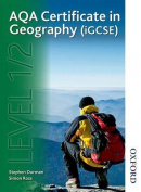 AQA Certificate in Geography (iGCSE) Level 1/2