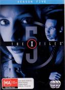The X Files: Season 5 [Region 4]