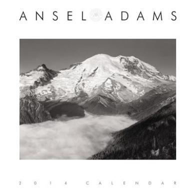 Ansel Adams 2014 Engagement Calendar