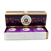 Gingembre (Ginger) Perfumed Soap Coffret, 3x100g/100ml